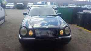 1999 Mercedes Benz E55 E Class - Engine & Transmission
