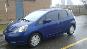 2009 Honda Fit LX Hatchback