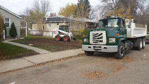 bobcat and truck services Regina Regina Area image 2