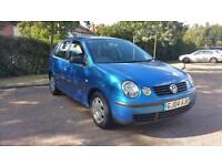 Volkswagen Polo 1.4 Automatic,Low mileage, 2004, 1 Owner, 1 Year MOT