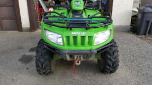 2006 650 Arctic Cat.