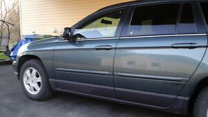 2006 Chrysler Pacifica luxueuse Camionnette