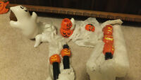 Halloween Candles & Holders