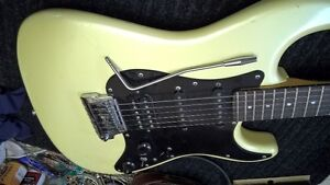 FENDER CONTEMPORARY STRAT