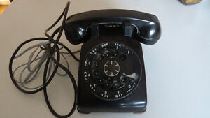 Rotary Dial Northern Electric Phone