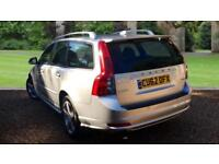 2012 Volvo V50 D3 R-Design Edition Auto Heate Automatic Diesel Estate