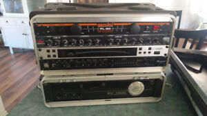 Professional Bass Player Rig – Lightweight and Portable