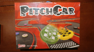 Brand New Sealed - Pitchcar (pitch car) Board Game