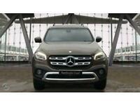2018 Mercedes-Benz X-CLASS X250d Auto PICK-UP Diesel Automatic
