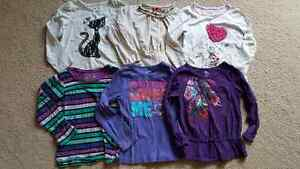 T-shirts fille 4 ans