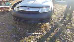 Front bumper for saturn ion