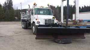 Freightliner Dump Truck with Snow Plow Prince George British Columbia image 4