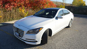 2015 Hyundai Genesis 3.8 Luxury Sedan