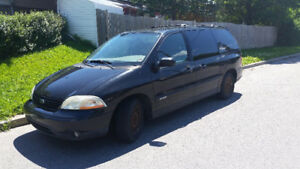2003 Ford Windstar Sport Convenience Minivan, Van