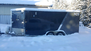 2013 Royal snowmobile trailer
