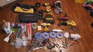 Tool lot and large tool box