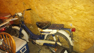 honda 1970 pc 50 moped