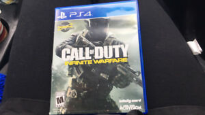 PS4 infinite warfare