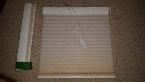1 pair of cellular blinds-Budget Blinds