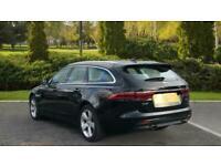2018 Jaguar XF Sportbrake 2.0i Portfolio 5dr Automatic Petrol Estate