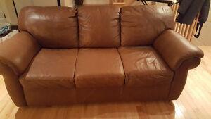 Sofa et causeuse à vendre Gatineau Ottawa / Gatineau Area image 2