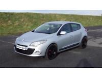 HPI Clear - £30 road tax, 2010 Renault Megane 1.5dCi Dynamique Tom Tom