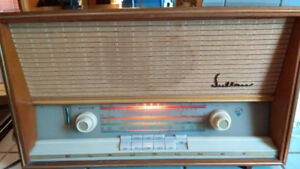 Vintage Tube Radios, Philco and Blaupunkt