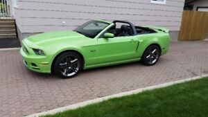 2014 Ford Mustang gt Convertible supercharged!!