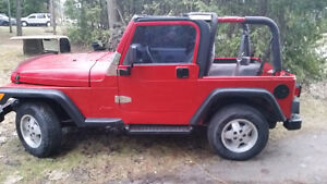 1998 Jeep Wrangler . Other