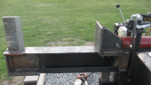 Looking for gas wood splitter project