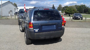 2005 Ford Escape XLT SUV, Safety and ETest Cambridge Kitchener Area image 4