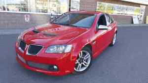 2009 PONTIAC G8 CHERRY RED ONLY 100K Trades Welcome!!