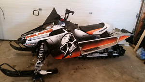 For sale 2013 Polaris switchback assault