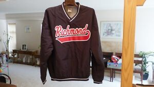 Rawlings Black XL Baseball Jacket