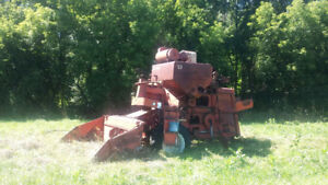 Combine Harvester free for scrap