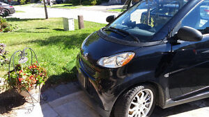 Smart car 2011 in great condition Passion Model Tiptronic