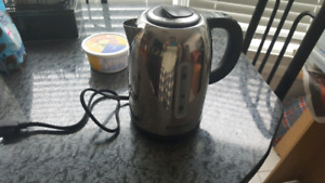 RUSSELL HOBBS ELECTRIC KETTLE FOR SALE! MINT CONDITION!