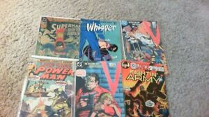 EIGHTY COMICS FOR FORTY CENTS EACH
