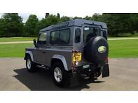 2012 Land Rover Defender 90 XS TD Manual Diesel 4x4