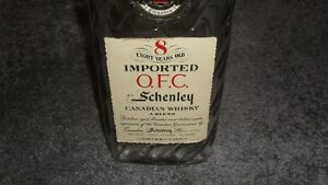 Canadian Rye Bottle