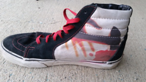 Metallica High Top Shoes