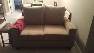 Canadian made loveseat condo size