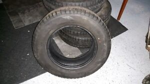 "13"" Winter tires - $100."