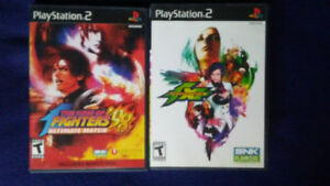 King of fighters 98 Ultimate match and KOF XI