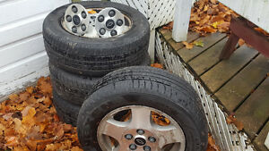 Summer Tires for Sale Kawartha Lakes Peterborough Area image 1