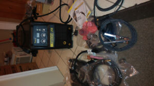 Fabricator 211i 3 in 1 welding machine mig tig and stick