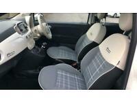 Fiat 500 1.2 Lounge 3dr Hatchback Petrol Manual