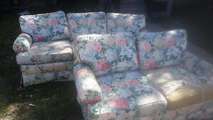 FREE SET OF COUCHES