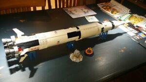 Lego - Nasa Apollo Saturn V - Assembled