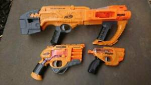 ⭐Nerf DOOMLANDS Collection [with HEAVILY modified blasters]⭐